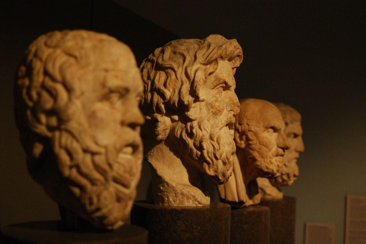 Os Filosófos Pré-Socráticos